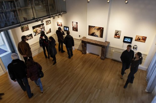 Exhibition in FOAM