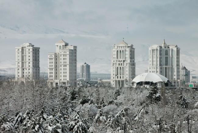 Work from Turkmenistan on LENTA.RU
