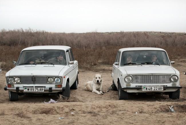 Turkmenistan photographs in Washington Post